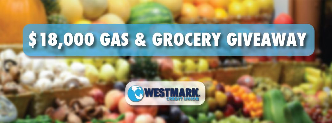 $18,000 Gas & Grocery Giveaway